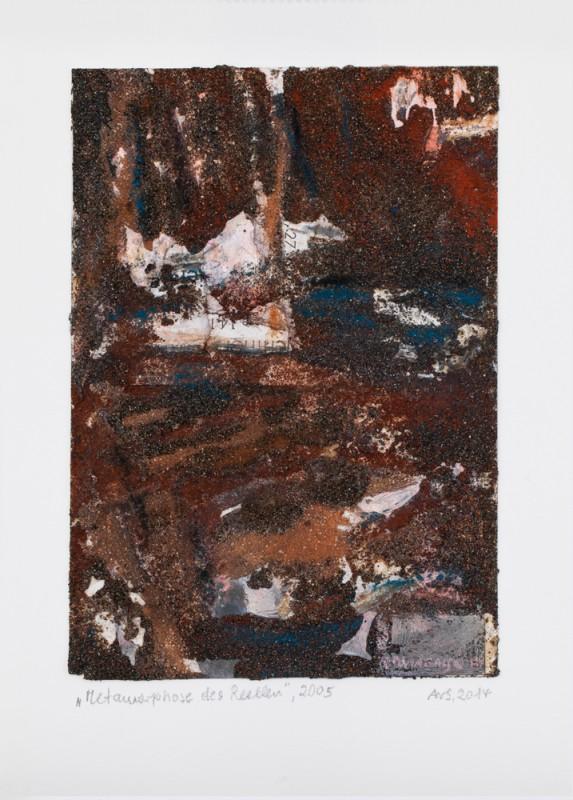 Metamorphose des Reellen, 2005