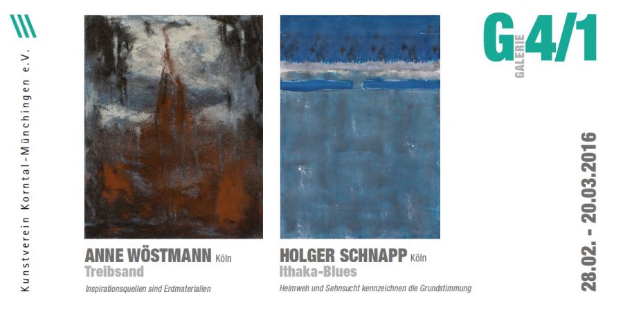 Einladung Ausstellung Kunstverein Korntal-Muenchingen